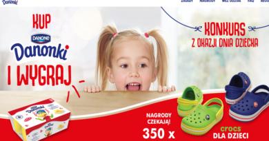 Konkurs Biedronka Konkurs na Dzień Dziecka