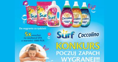Konkurs Carrefour Poczuj zapach wygranej