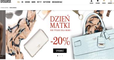W Dzień Matki rabaty do -20% na answear.com