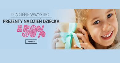 Prezenty na Dzień Dziecka do -50% na empik.com
