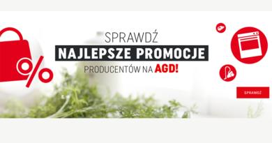 Najlepsze promocje producentów na AGD w Neonet