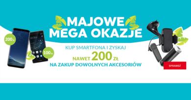Kup smartfona i zyskaj nawet 200 zł w Neonet!