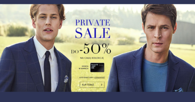 Private Sale do -50% w salonie Vistula