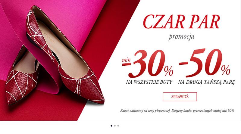 f9f899dd98290 Rabaty do -50% na drugą parę butów w Wittchen | Łowcy Rabatów