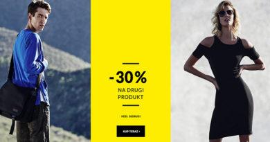Kod rabatowy Diverse: 30% rabatu na drugi produkt
