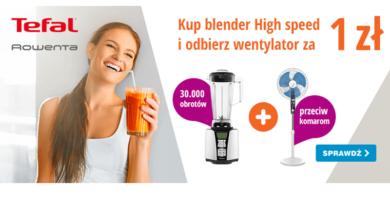 Kup blender i odbierz wentylator za 1 zł w Neonet