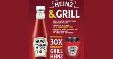 Konkurs Heinz Heinz & Grill