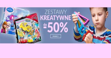 Zestawy kreatywne do 50% taniej na Empik.com