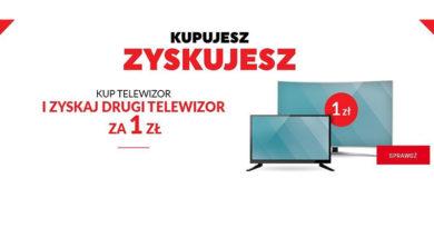 Zyskaj drugi telewizor za 1 zł w Neonet!