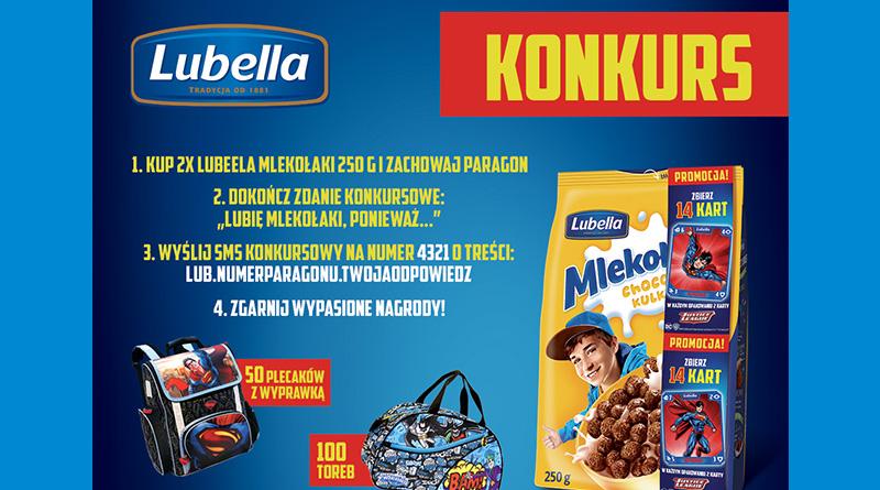 Konkurs Carrefour Lubię Mlekołaki!