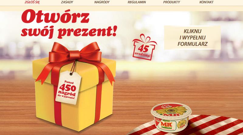Loteria Carrefour Otwórz swój prezent!