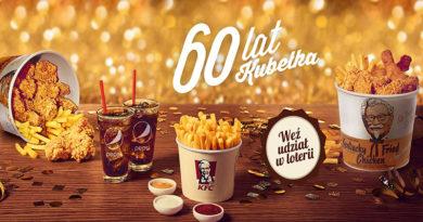 Loteria KFC Loteria urodzinowa Kubełka KFC