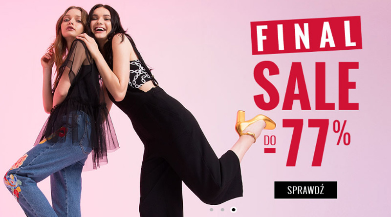 Final Sale do -77% w Answear