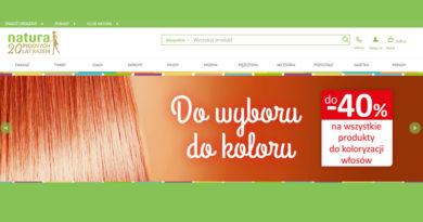 Do -40% na produkty do koloryzacji włosów w Drogerii Natura
