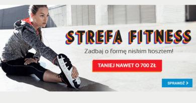 Strefa Fitness taniej nawet o 700 zł w OleOle!