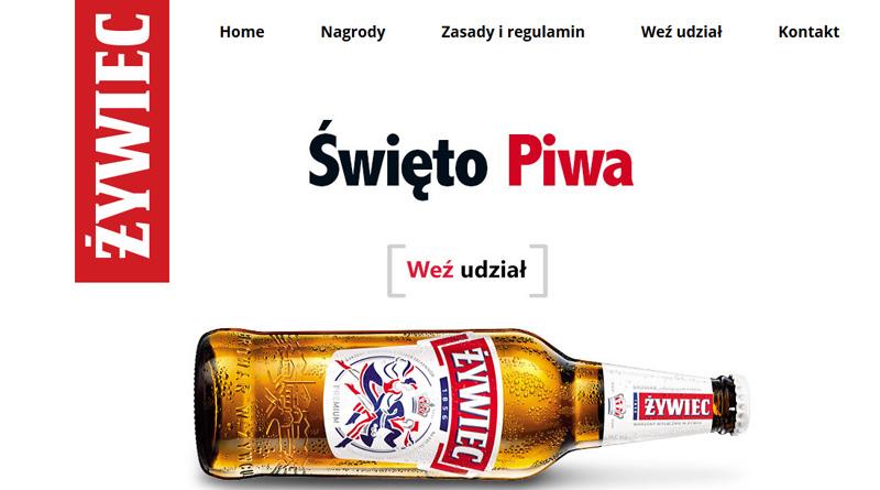 Loteria Żabka Święto Piwa!
