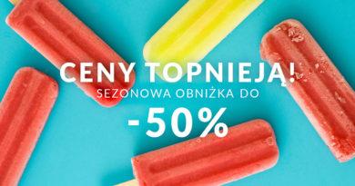 Sezonowa obniżka do -50% w sklepie House