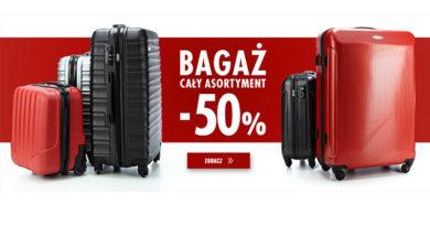 Rabaty na bagaż do -50% w sklepie Wittchen
