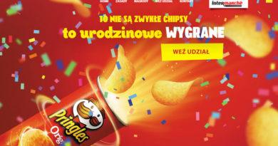 Loteria Intermarche To nie są zwykłe chipsy, to urodzinowe wygrane!