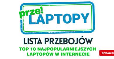TOP 10 laptopów w OleOle!