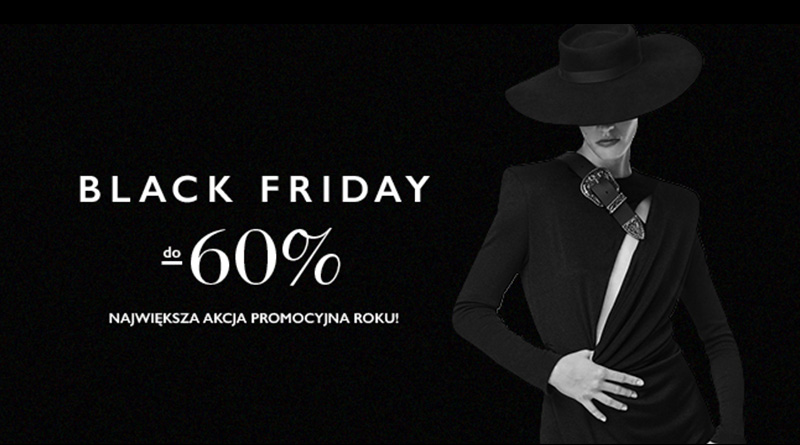 Black Friday 2017 do 60% w Showroom