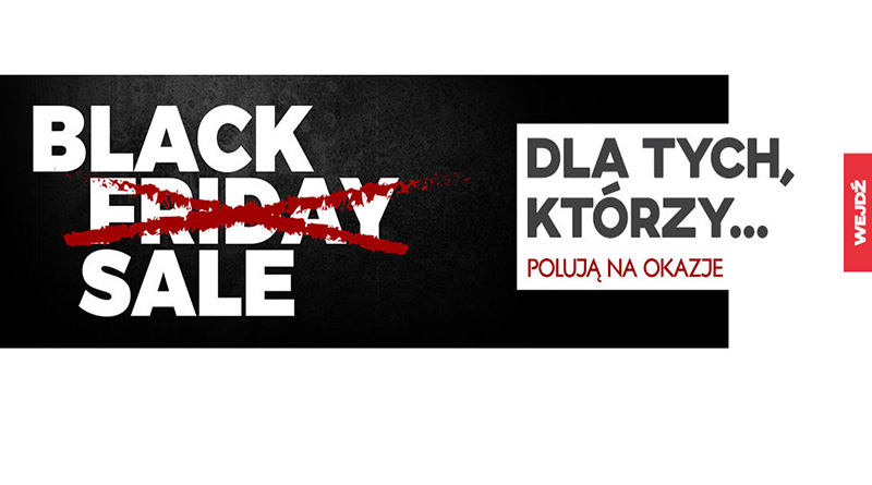 Black Friday w sklepie Komputronik!
