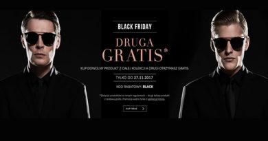 Black Friday z drugą rzeczą GRATIS w sklepie Vistula