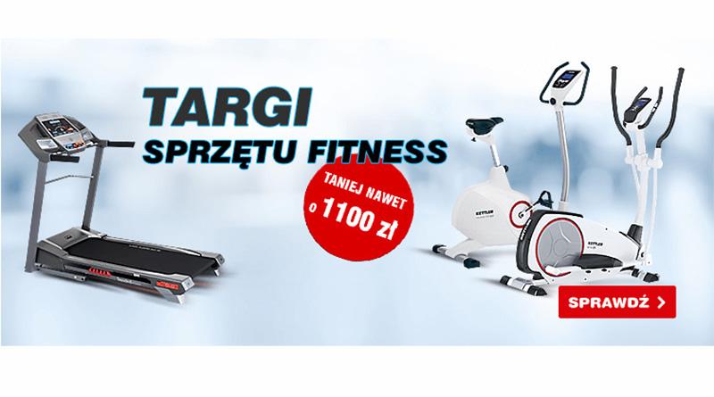 Sprzęt fitness taniej o 1100 zł w OleOle!