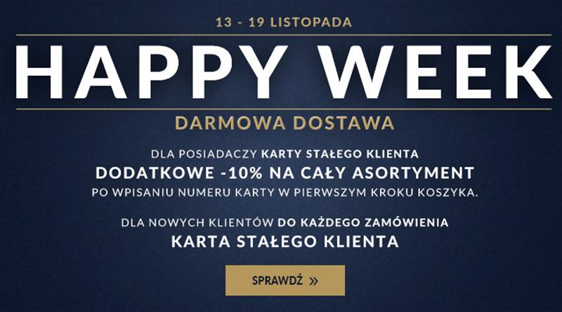 Happy Week w sklepie Wittchen