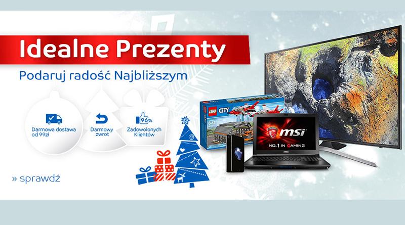 Idealne prezenty na eMag.pl