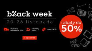 Black Week z rabatami do -50% na eMag.pl