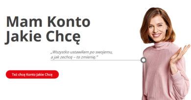 Bon Allegro o wartości 100 zł za założenie Konta Jakie Chcę BZWBK