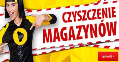 Poświąteczne czyszczenie magazynów w MediaExpert