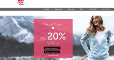 Winter Styles od 20% rabatu w Bonprix