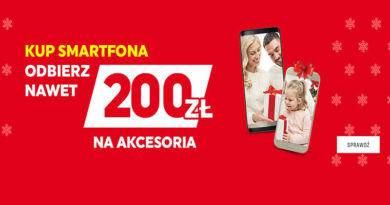 Kup smartfona i odbierz nawet 200 zł w Neonet