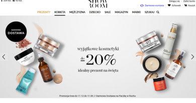 Kosmetyki z rabatami do 20% w Showroom