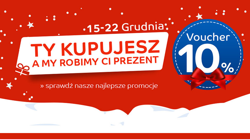 Odbierz voucher 10% na eMag.pl
