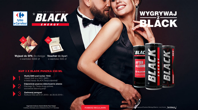 Konkurs Carrefour Wygrywaj z Black