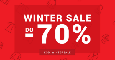 Winter Sale do -70% w sklepie Denley