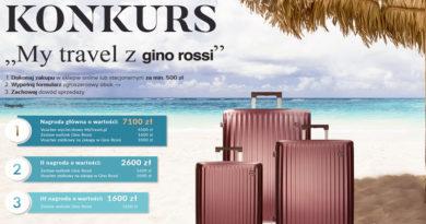Konkurs Gino Rossi: My travel z Gino Rossi