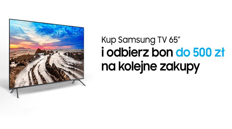 Kup TV i odbierz bon do 500 zł w Neonet