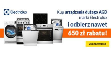 Odbierz nawet 650 zł rabatu w RTV euro AGD
