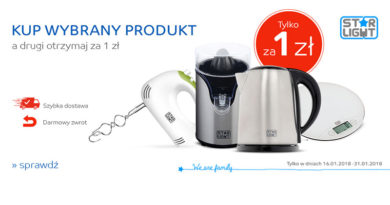 Drugi produkt za 1 zł na eMag.pl