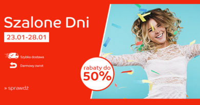 Szalone dni z rabatami do -50% na eMag.pl