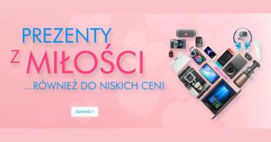 Walentynkowe prezenty w niskich cenach w Electro