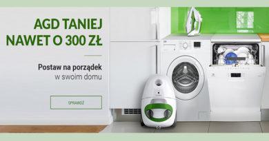 AGD taniej nawet o 300 zł w Neo24