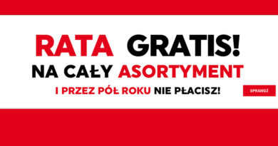Rata GRATIS na cały asortyment w Neonet