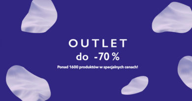 Outlet do -70% w Showroom