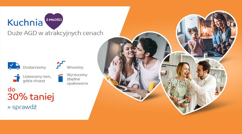 Duże AGD do 30% taniej na eMag.pl