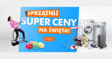 Sprzątnij super ceny na Święta w Electro!